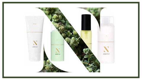 Nucca, la beauté corse au naturel