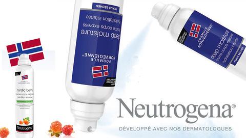 """Résultat de recherche d'images pour """"brume corps neutrogena"""""""