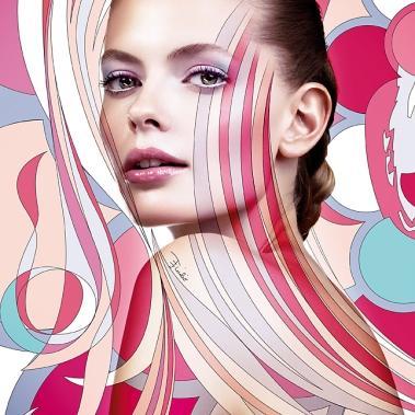 La collection de maquillage signée Guerlain by Emilio Pucci