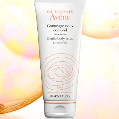 Avène rend plus douces les peaux sensibles