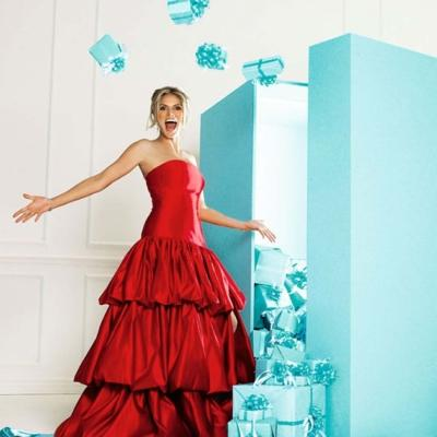 Heidi Klum, l\'égérie des Parfumeries Douglas est de retour !