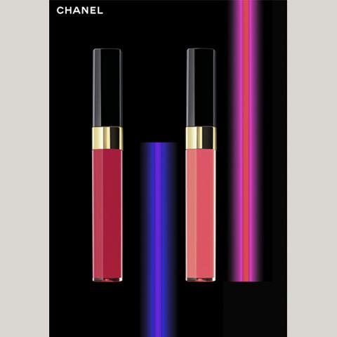 Gloss de nuit chez Chanel