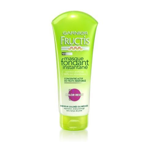 Garnier Fructis réinvente le soin cheveux