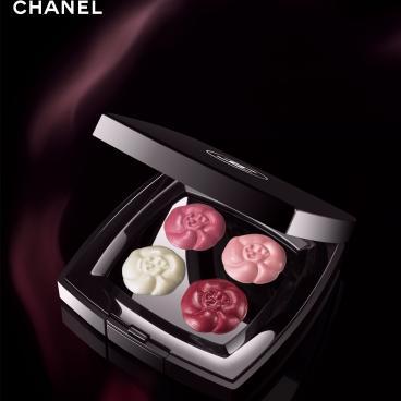 Chanel, la séduction du camélia
