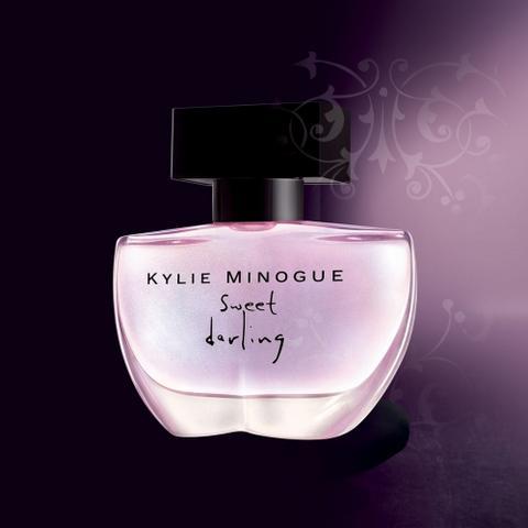 Sweet Darling, le nouveau parfum de Kylie Minogue