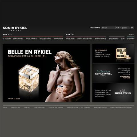 Les Parfums Sonia Rykiel en ligne !