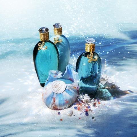 Bain de Sirène par Lolita Lempicka