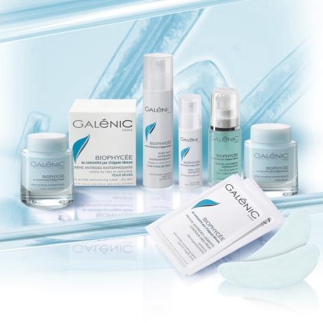 On adore... La ligne de soins visage Biophycée de Galénic