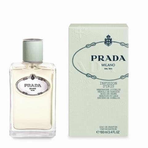Infusion d\'Iris, essence d\'Italie signée Prada