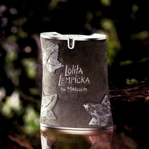 Un flacon Collector pour Lolita Lempicka au Masculin