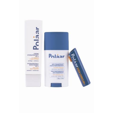 Sauvez votre peau grâce au Kit SOS de Polaar