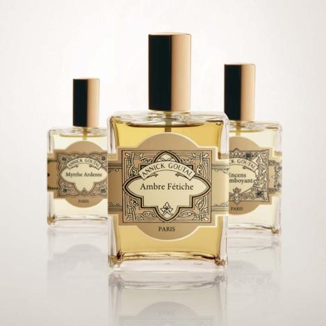 On adore... La Collection Les Orientalistes d\'Annick Goutal