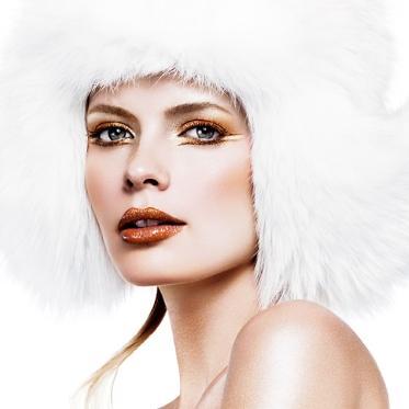 Forever Gold, maquillage de Noël par Guerlain