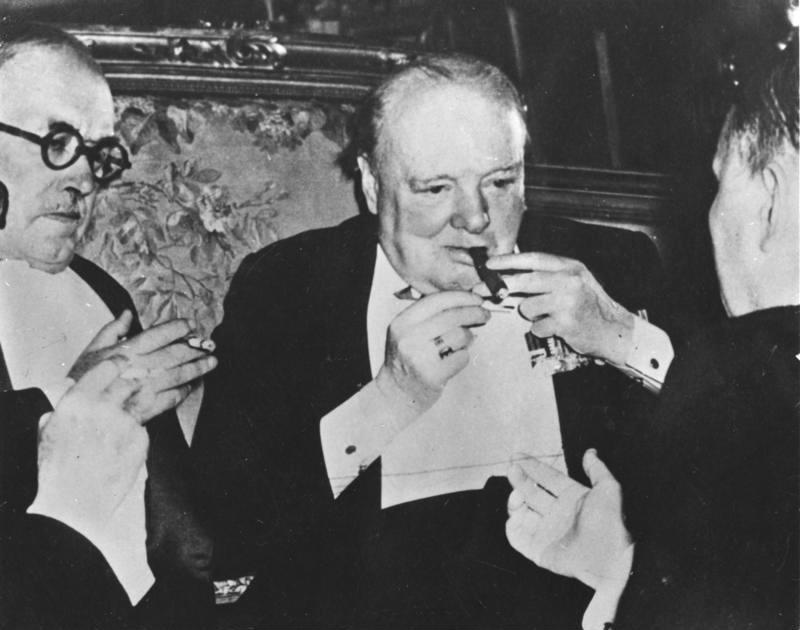 Les infos insolites sur Winston Churchill