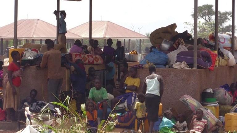 Soudan du Sud: attaqués, les réfugiés fuient vers l'Ouganda