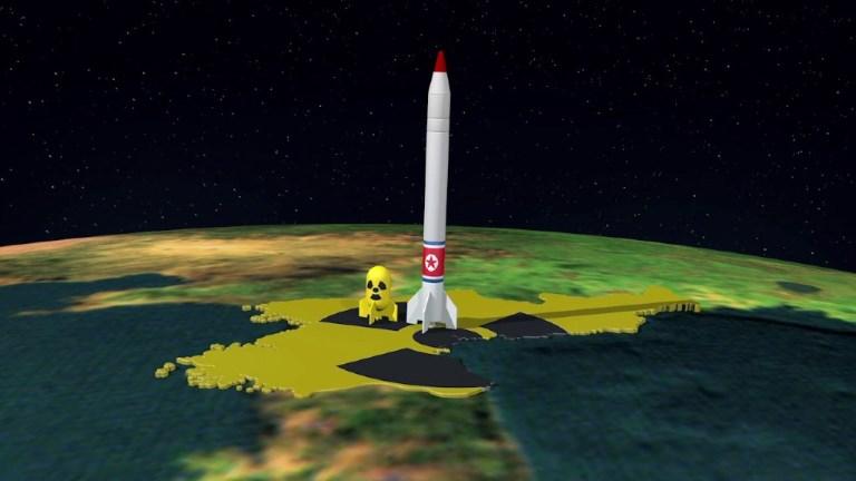 La Corée du Nord vers l'arme atomique