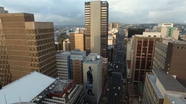 A Durban, la quête d'un centre-ville moderne et sûr