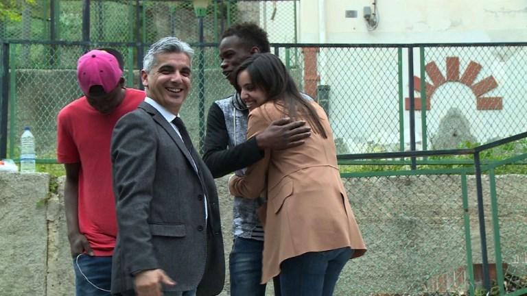Italie: des migrants redonnent vie à un village de Calabre