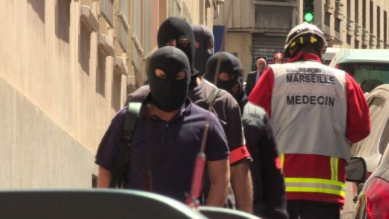 Attentat déjoué: deux arrestations à Marseille