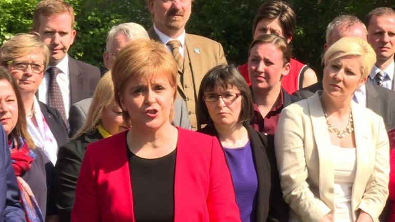 Elections du 8 juin: un espoir pour l'indépendance écossaise