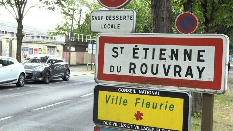 A Saint-Etienne-du-Rouvray, on veut voter pour la paix