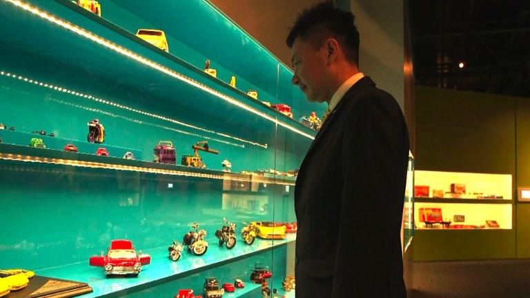 Hong Kong: une exposition retrace l'histoire des jouets
