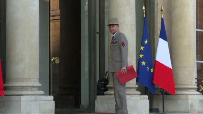 Attentat de Paris : début de la réunion du Conseil de défense
