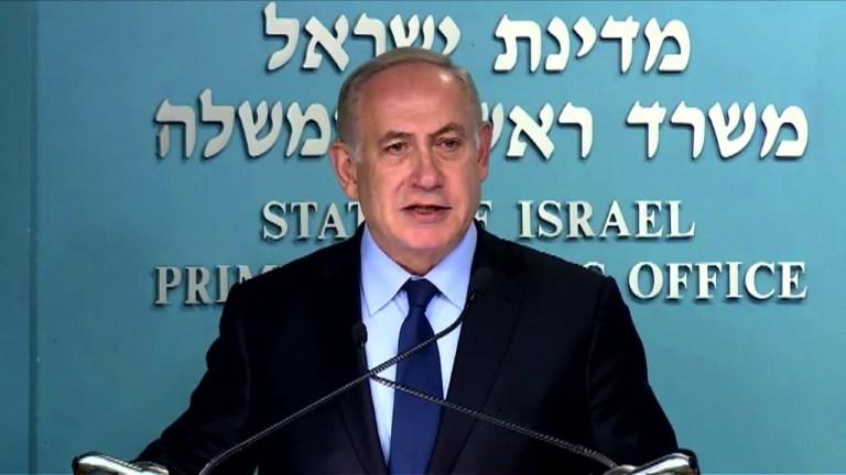Netanyahu annule une rencontre avec Sigmar Gabriel