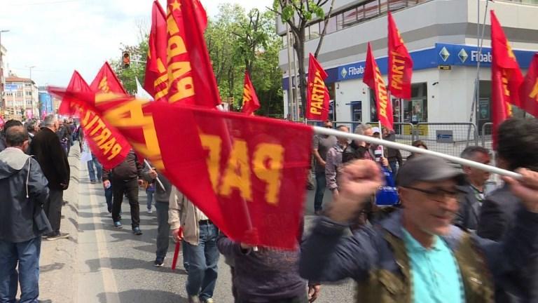 Istanbul: manifestation dispersée et nombreuses arrestations (3)