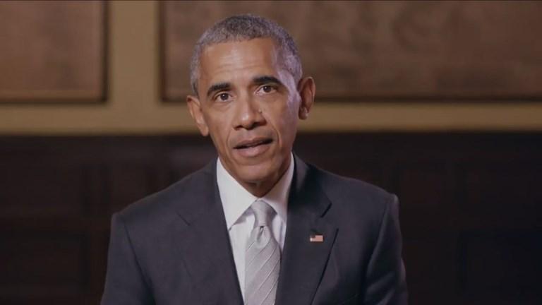 Présidentielle: Barack Obama annonce son soutien à Macron
