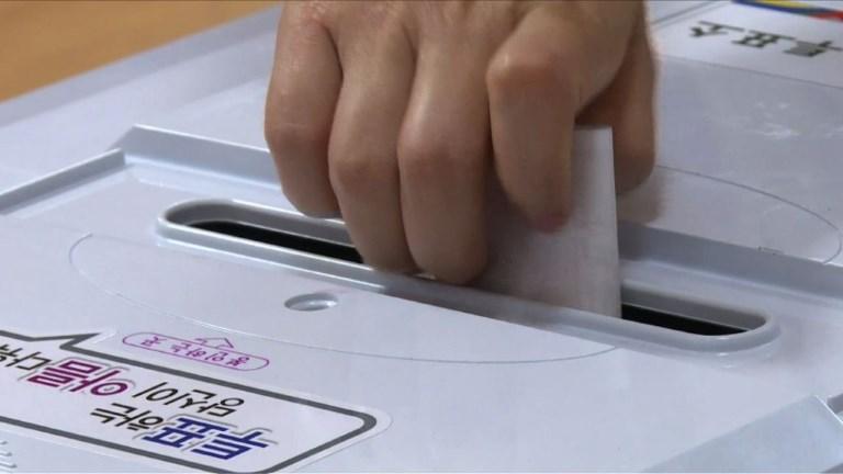Les Sud-Coréens votent pour tourner la page du scandale Park