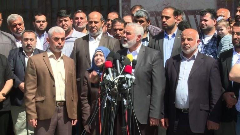 Le Hamas arrête le meurtrier présumé d'un de ses commandants