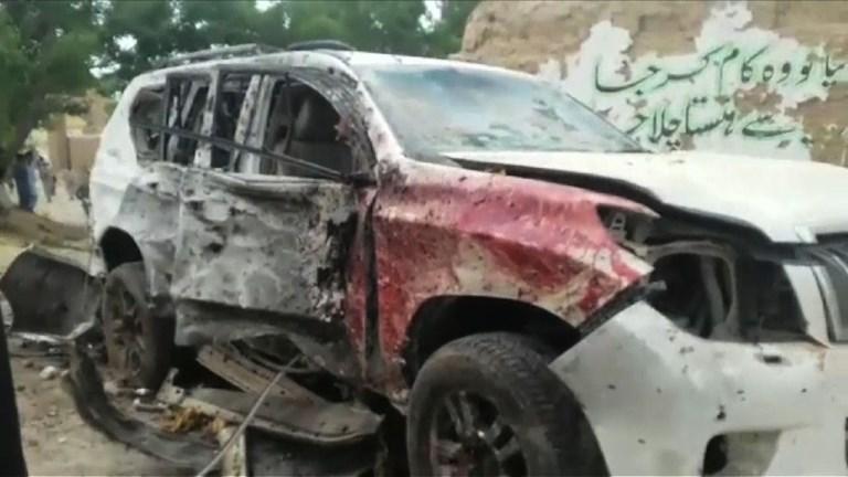 Explosion au Pakistan: au moins 17 morts