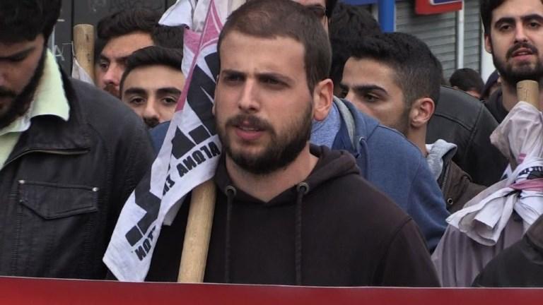 Grèce : manifestation anti-austérité devant le parlement