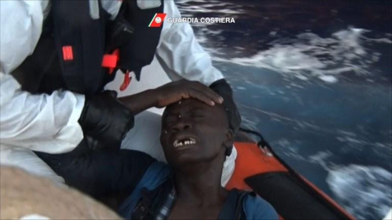 Méditerranée : 5.000 migrants secourus en deux jours
