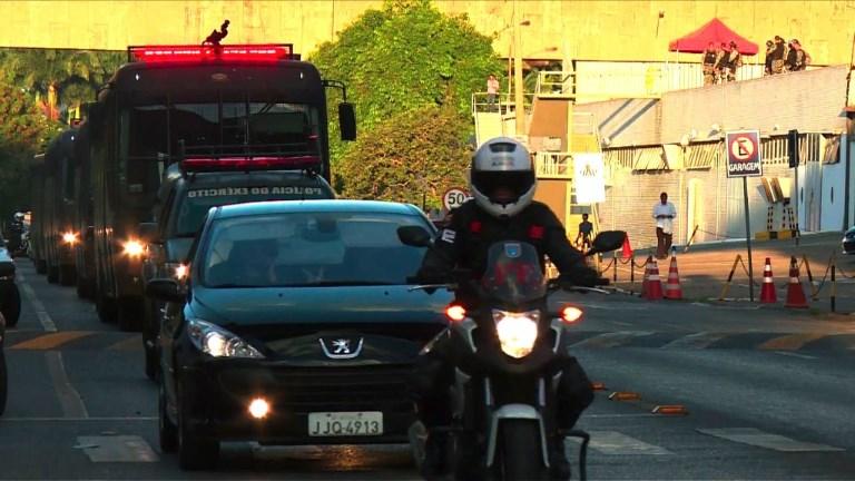 Brésil: l'armée déployée à Brasilia après des heurts