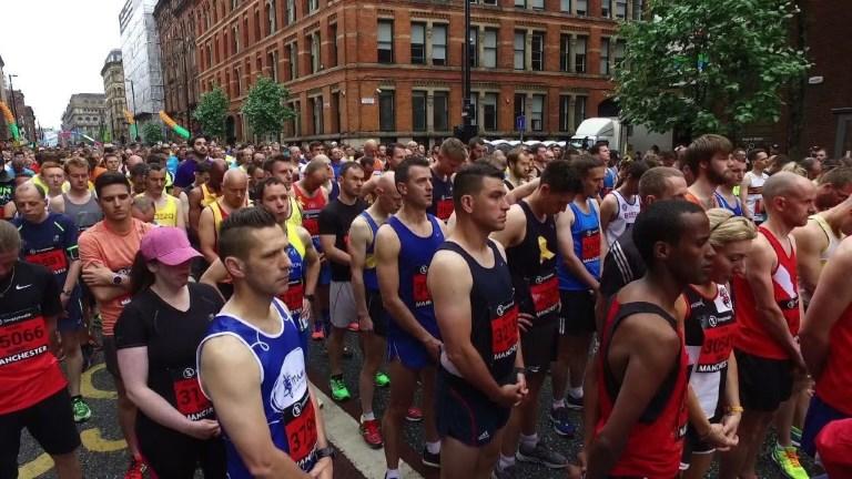 Manchester : un semi-marathon sous haute surveillance