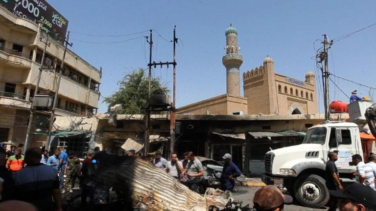 Attentats à Bagdad : près de 30 morts, une centaine de blessés