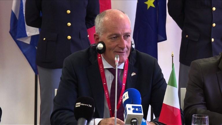 Attentat de Londres: l'Italie fait profil bas