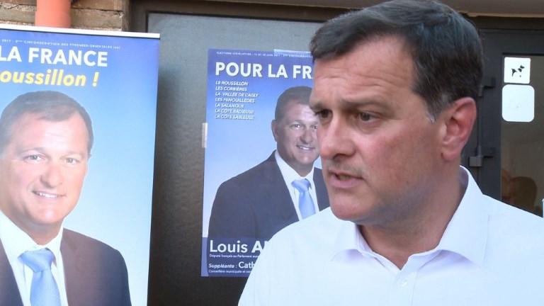 Pyrénées-Orientales: Aliot veut prendre un siège à la droite