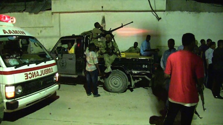 Somalie: au moins 18 morts dans un attentat-suicide à Mogadiscio