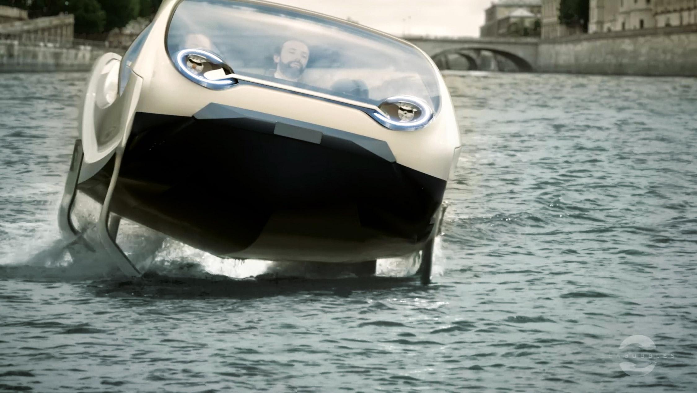 sea bubble prix