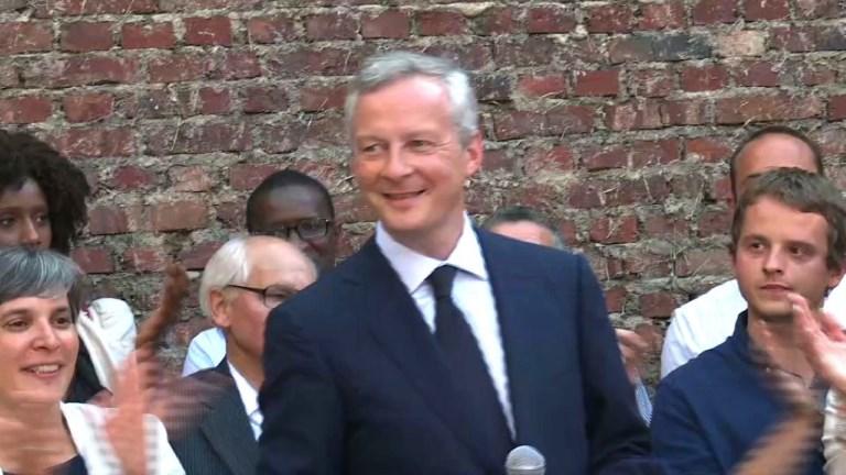 Législatives: Bruno Le Maire réélu dans l'Eure