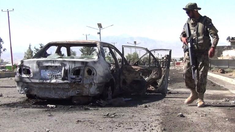 Afghanistan: attaque meurtrière des talibans contre la police