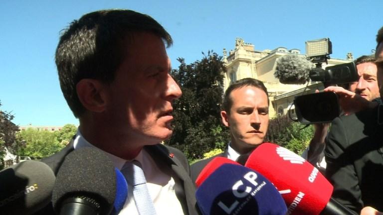 Législatives : Manuel Valls réaffime son élection