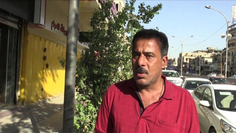 Bagdad: réactions à la destruction du minaret penché de Mossoul