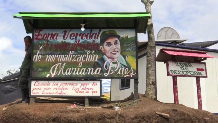 Grand jour en Colombie : c'est l'adieu aux armes des Farc