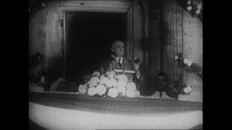 ARCHIVES De Gaulle au Québec en 1967:
