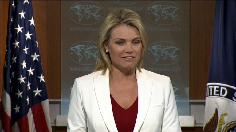 Corée du Nord: les USA et le monde parlent