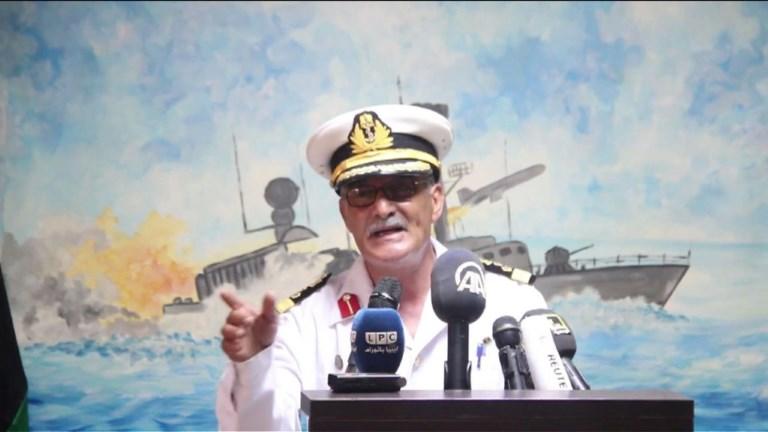 Secours aux migrants: la Libye interdit